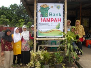 "Bank Sampah ""BINAR"""