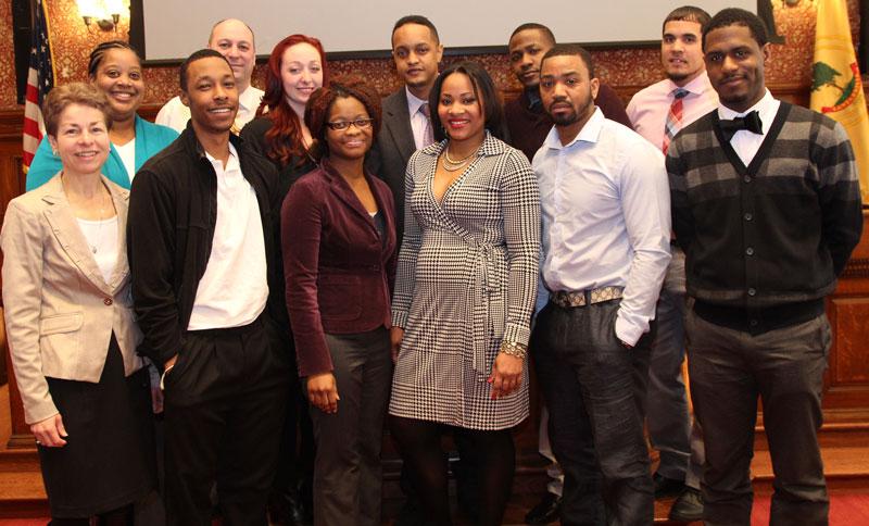 Cambridge Works graduates - Feb 2015