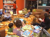 Children's Room, Cambridge Main Library