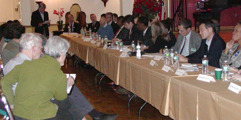 ECPT Candidate Forum