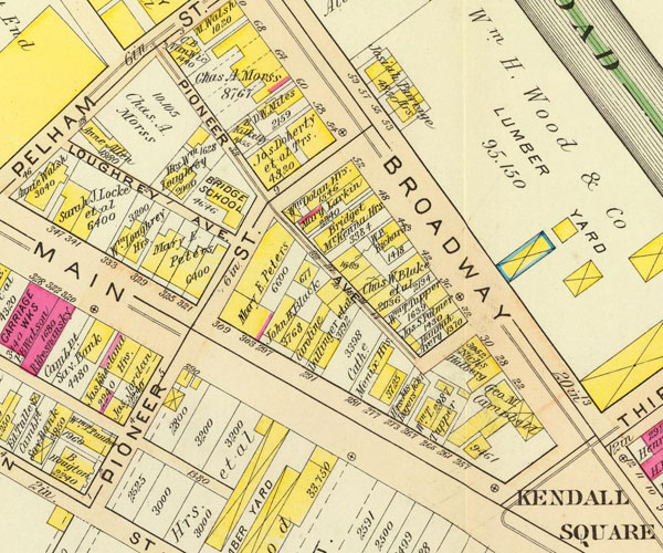 Kendall Square 1903