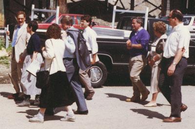 Group Shot 1990