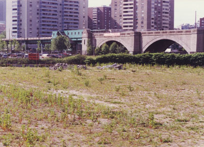 North Point Park site - 1990