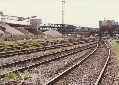 View toward North Station