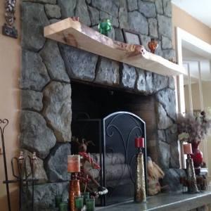 Fireplace Overlay