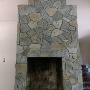 Nu Rock Creations Fireplace