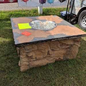 Nu Rock Creations Fire Pit