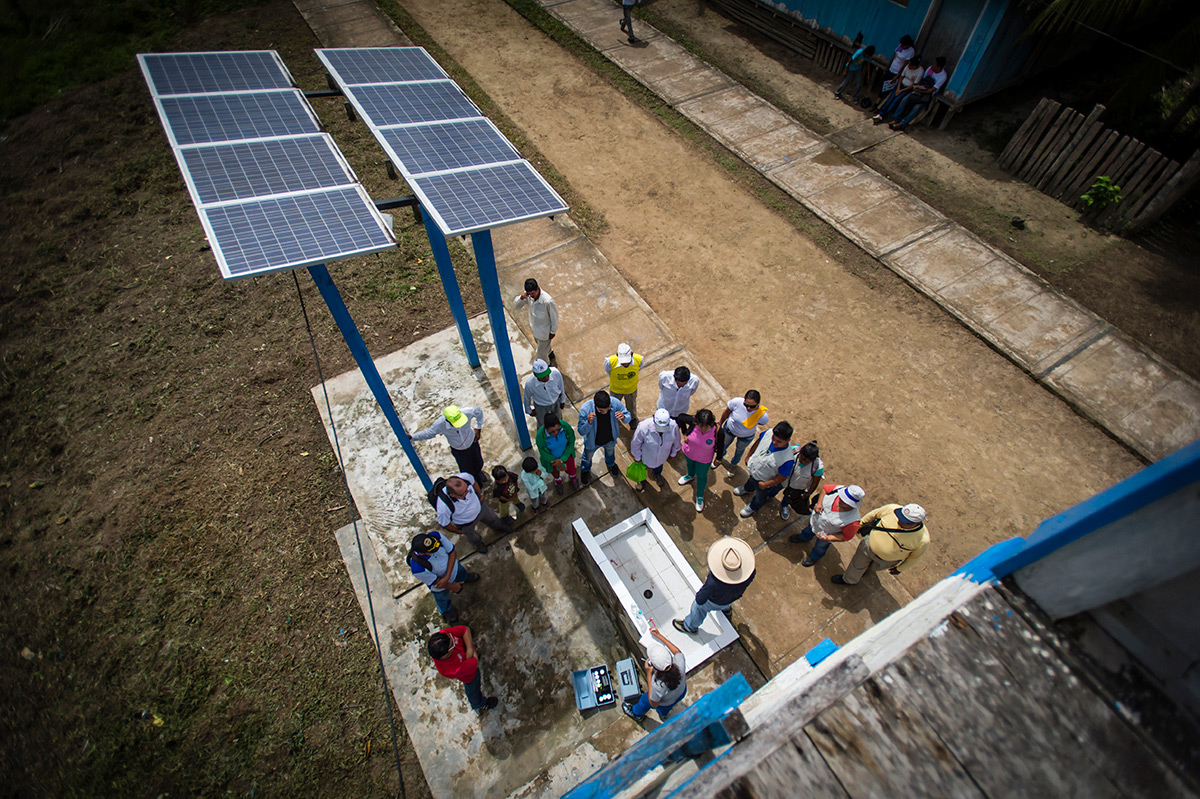 Three Common Myths About Solar Powered Water Pumping