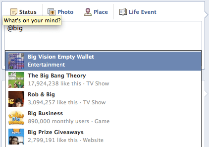 Easy SM Tips: Use First Names on FB Tags | RW Social