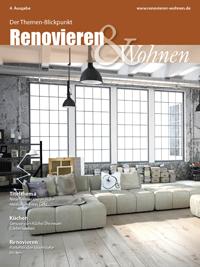 Renovieren & Wohnen Ausgabe 4