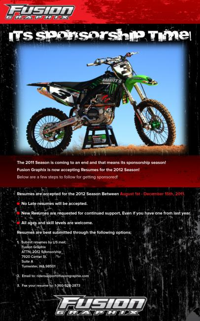 Juan Valderrama Motocross Resume