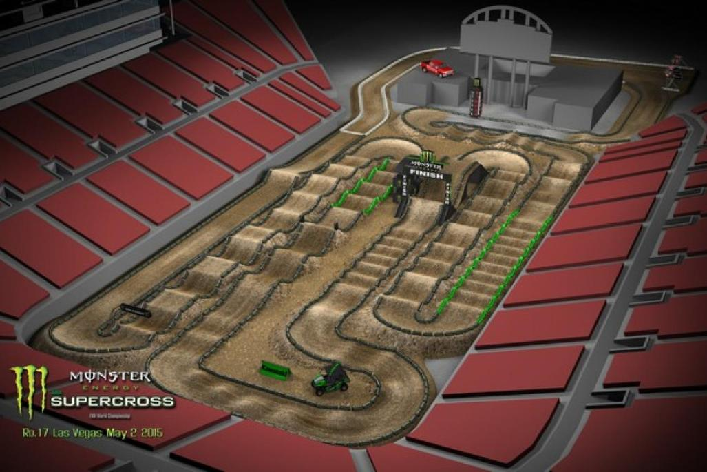 In the minivan space, where pragmatism rules over style, chrysler just dropped t. 2015 Monster Energy Supercross Track Designs Released