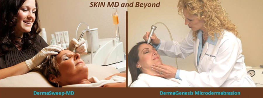 micro&derma sweeps