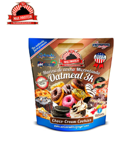 Harina de avena - Max Protein