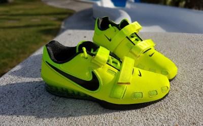Nike Romaleos 2 y Nike Romaleos 3