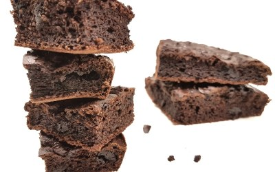 Brownie sin remordimientos [Postre saludable]
