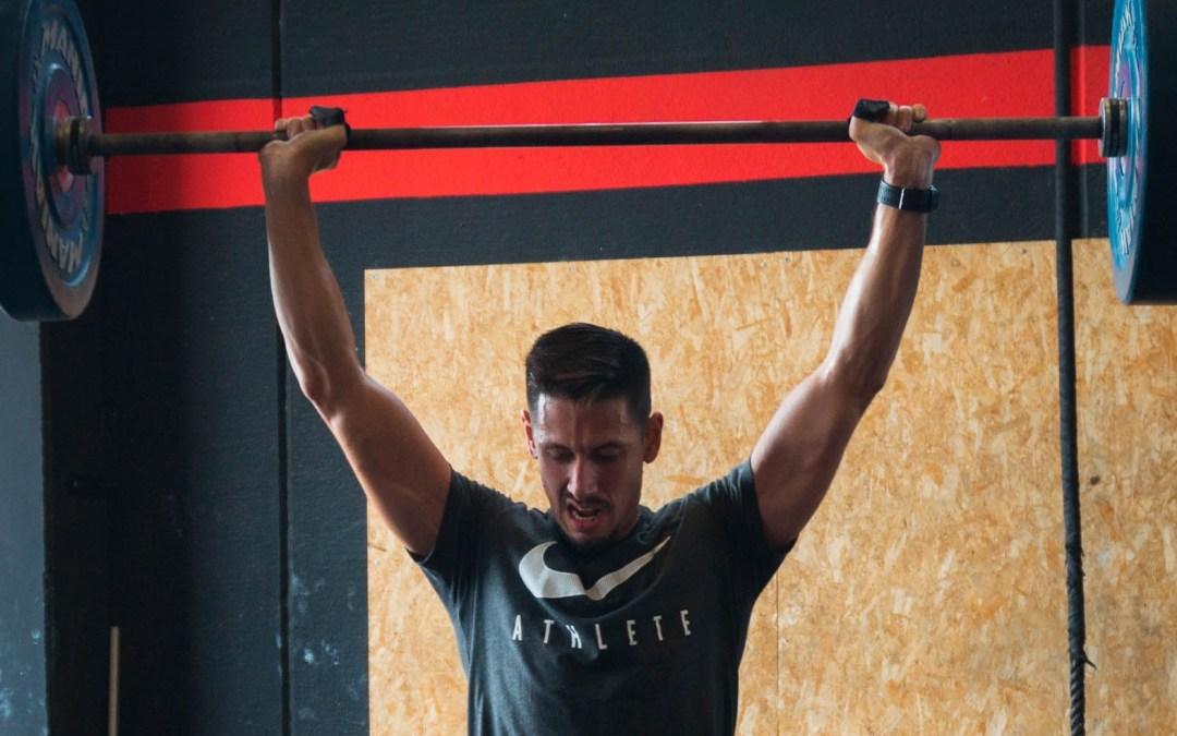 Programación de entrenamiento para CrossFit