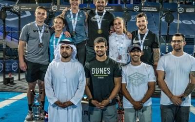 Primeros clasificados para los CrossFit Games 2019