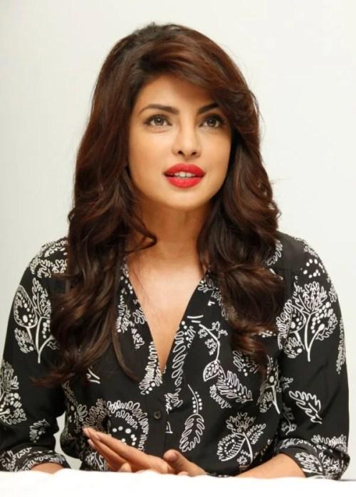 Zero Figure Myths of Priyanka Chopra, Beauty Secrets | Rx ...