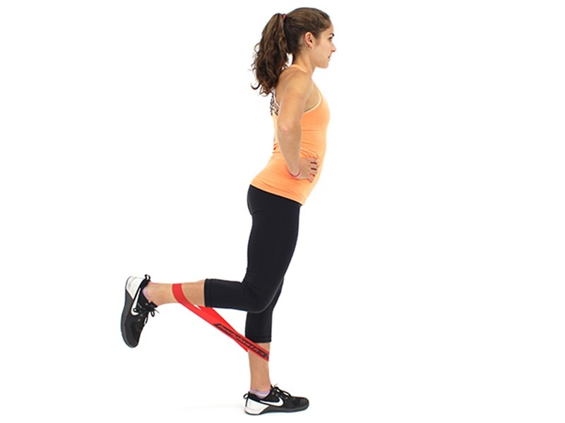 What exercises target abdominal muscles?