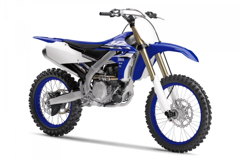 Yamaha Releases 2018 YZ450F