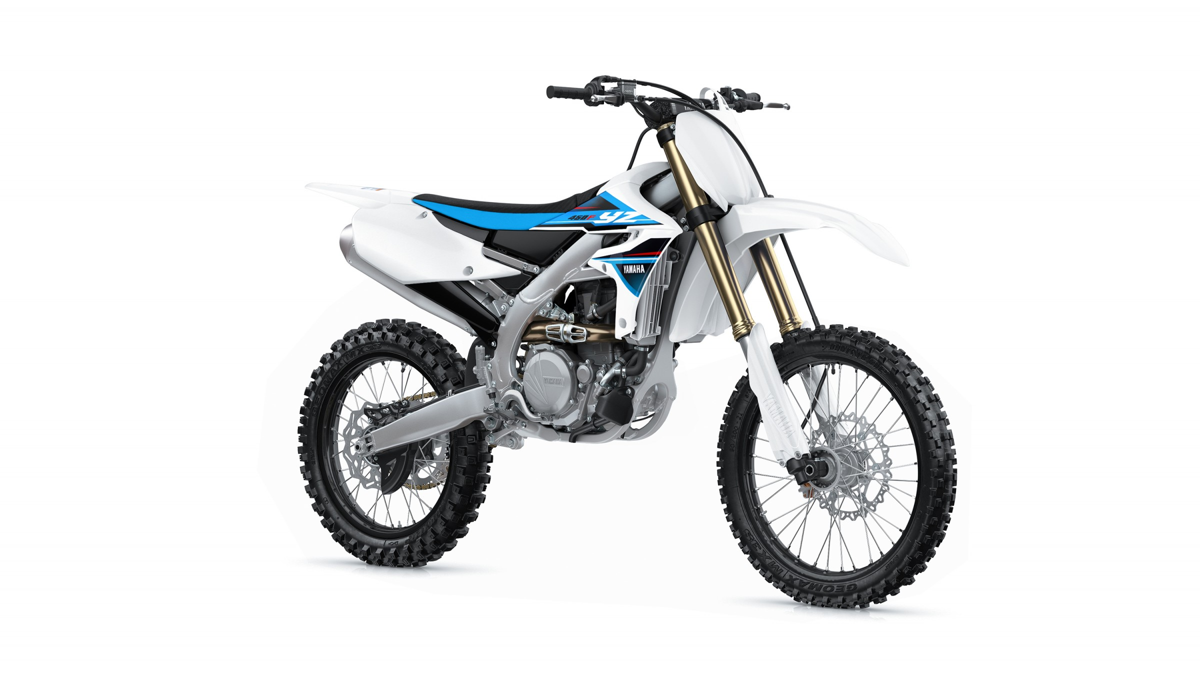 Yamaha Introduces Redesigned Yz250f And Updated Yz450f For