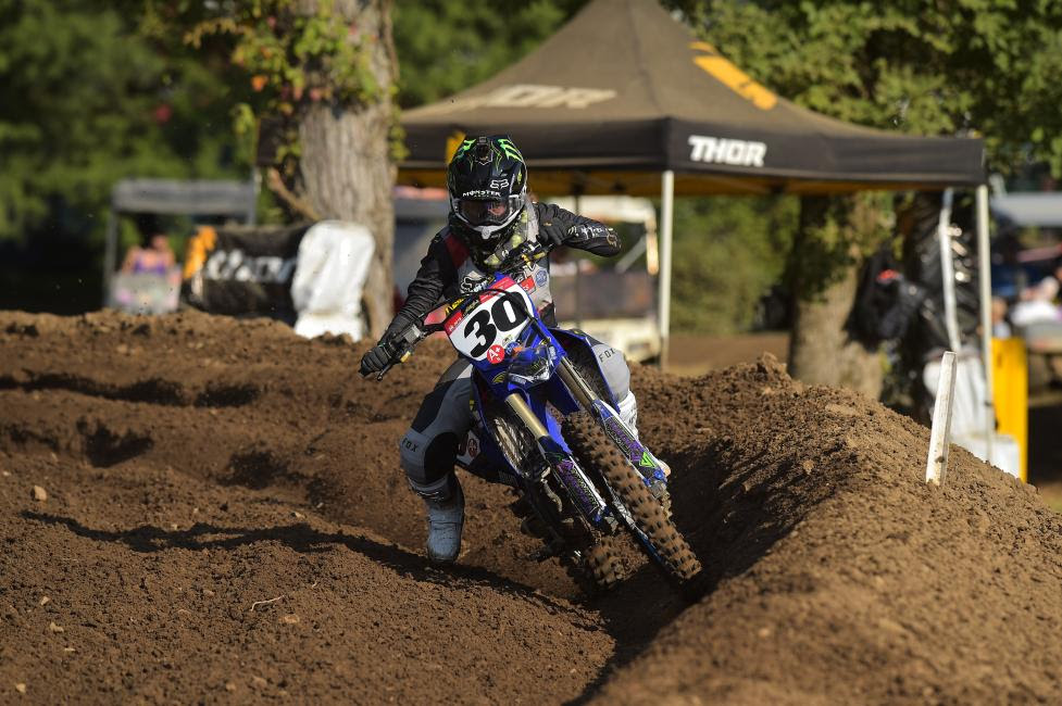 Jordan Jarvis dominated the Women (12+) class this year at Loretta's.