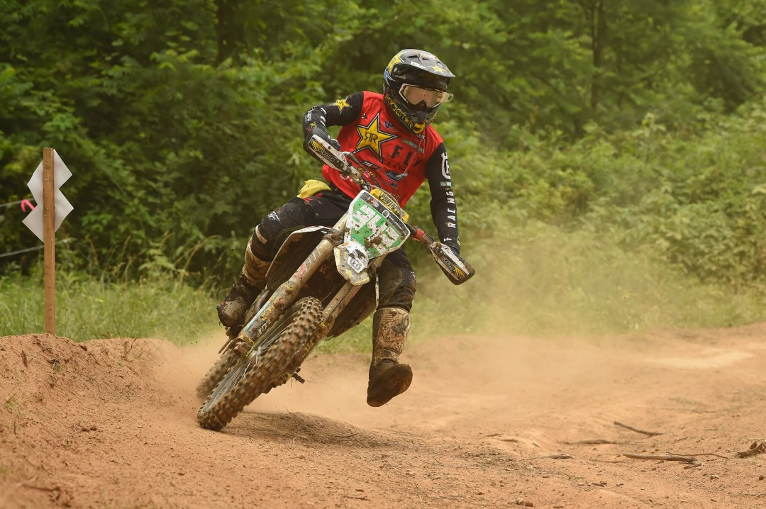 Rockstar Energy Husqvarna Factory Racing's Craig DeLong will be aiming to take the XC2 250 Pro class win, and start off the season strong as he defends his 2020 championship.