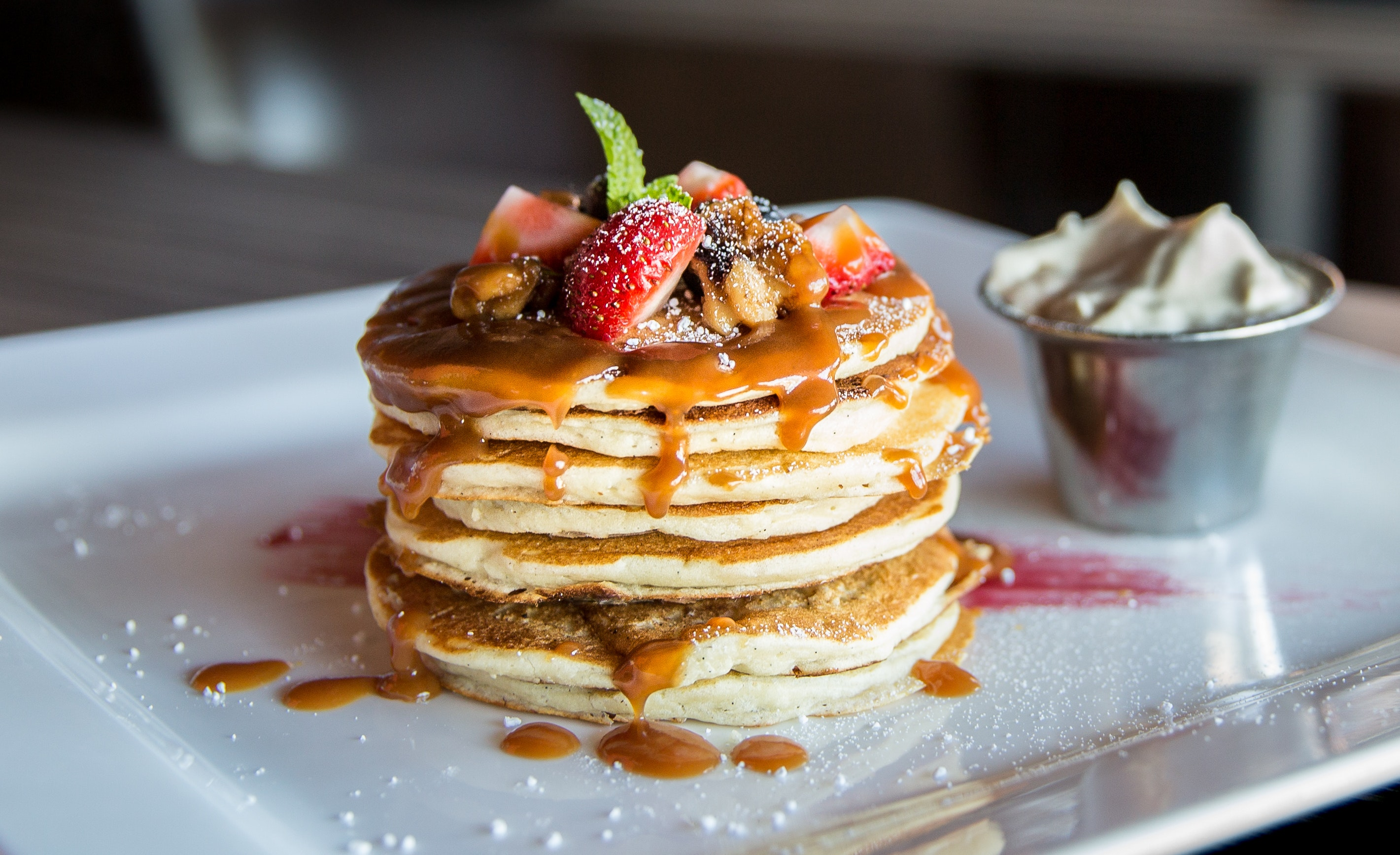 Healthy Pancake Topping Ideas