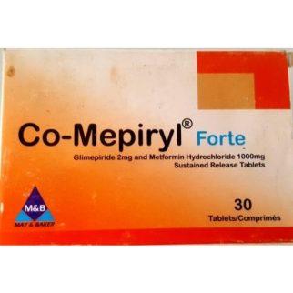 CO-MEPIRYL FORTE – Rx Online Pharmacy