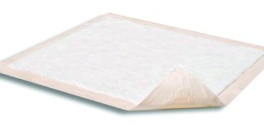 Underpad Attends® 23 X 36 Inch Disposable Polymer Moderate Absorbency