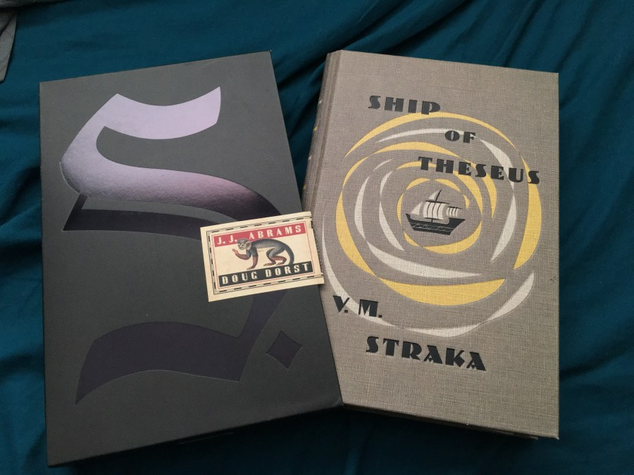 S. by J.J. Abrams and Doug Dorst