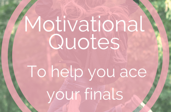 Finals Quotes | Study Archives Ryality
