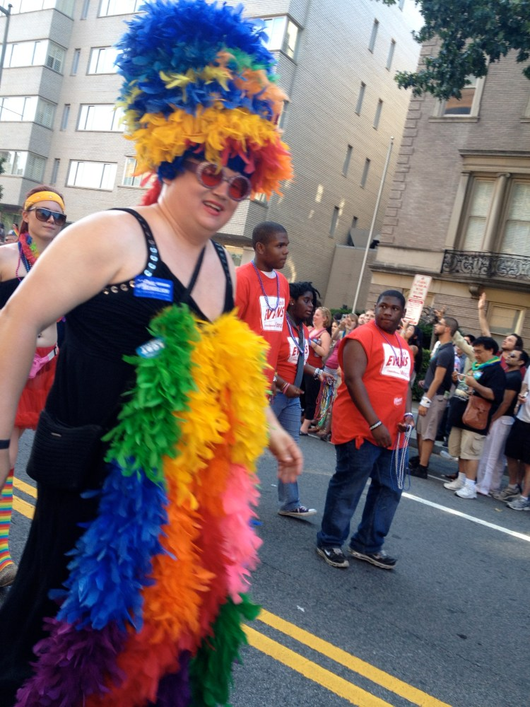 Gay pride parades not what you think (1/6)