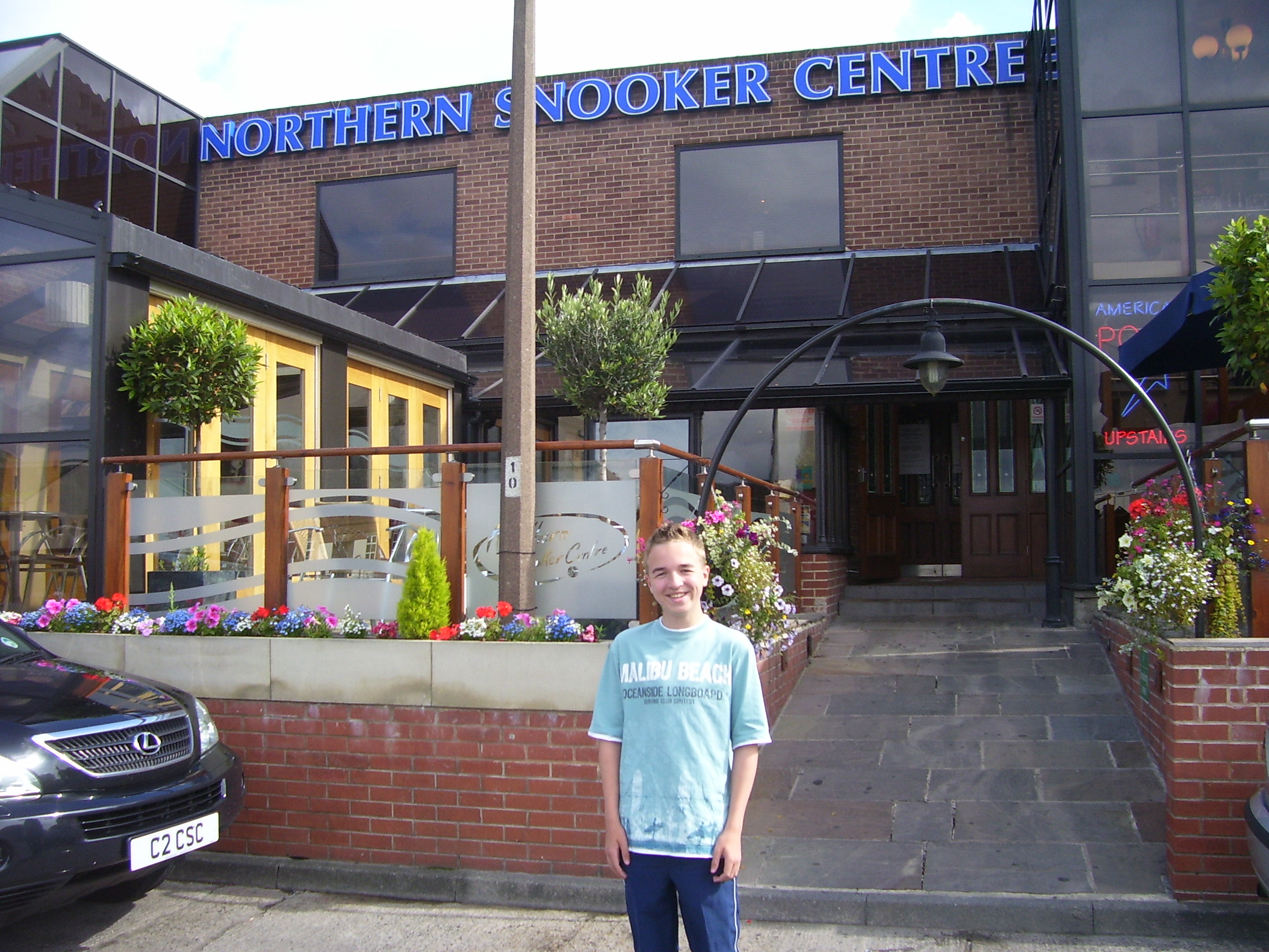 English Open Snooker 2009 001