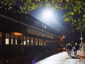 One last photo of Edgeley Park