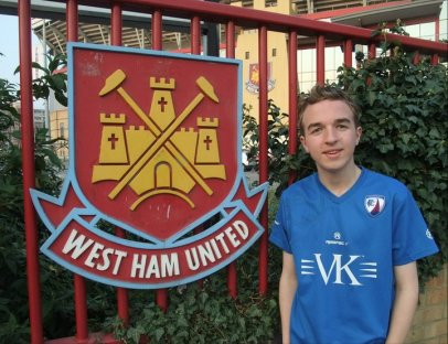 The West Ham gates