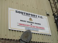 Lincoln City are visitors to Haig Avenue on Saturday