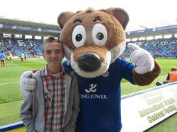 A Spireite and a Fox!