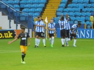 Lucas Joao opens the scoring