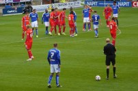 No way back for the Spireites
