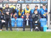 Gills boss Justin Edinburgh
