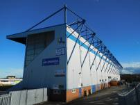 The Ian Greaves stand