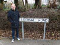 The team play on Inkersall Road