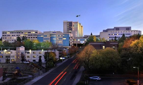 Sacred Heart Hospital in Spokane, WA