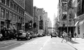 Downtown SOHO, NYC