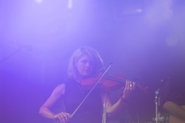 Modest Mouse violinist