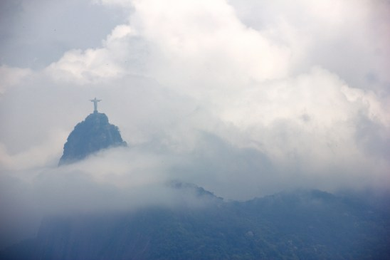 Christ the Redeemer in Rio.