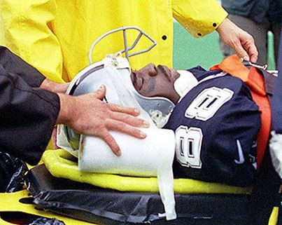 Michael Irvin's Career Ending Injury: The Beginning Of The End
