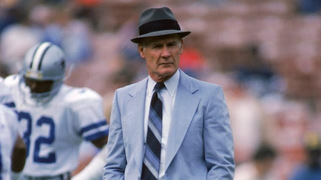 Tom Landry: Always A Dallas Cowboy